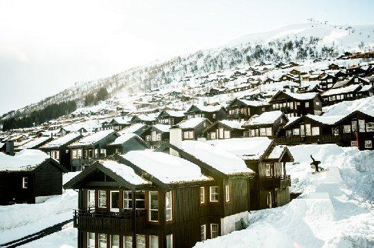 Myrkdalen Fjellandsby ...