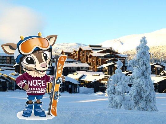 Norefjell Ski & Spa-Vi...
