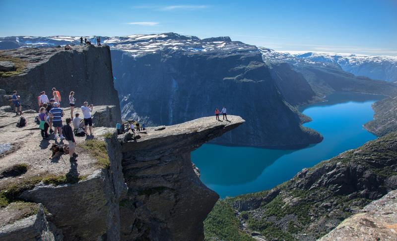 Aktiviteter Sommer Norsk Hytte Udlejning