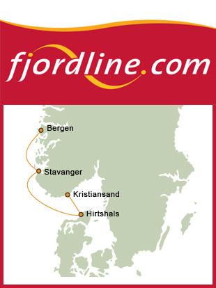 fjord line bergen til stavanger